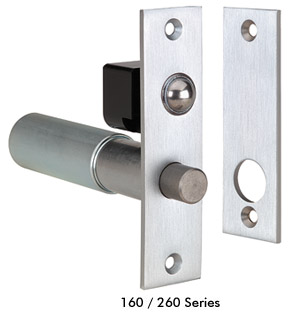 Sdc 160 260 Mortise Bolt Locks Auto Relock Switch Maglocks
