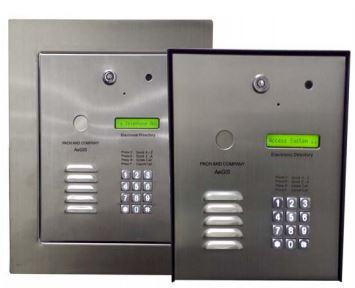 Aegis 7150p Intercom 150 Tenant Phone Entry System Maglocks