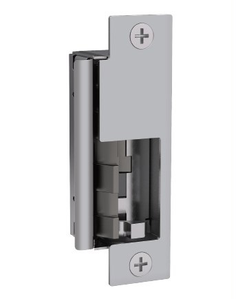 Hes 8500 Strike Mortise Locks Stainless Fire Rate Gr 1