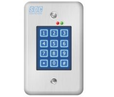 Interior Use Keypads