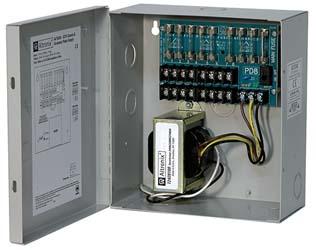 Altronix Altv248 8 Outputs Cctv 24vac 4a Maglocks