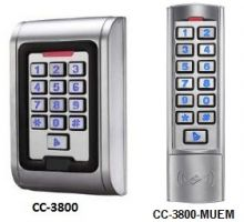 Exterior Use Keypads