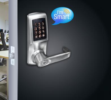 CL5510 Codelocks Pin + Prox Latchbolt, Mifare, Bluetooth