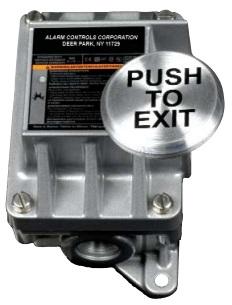EXP-1, EXP-2 Explosion-proof Button for Hazardous Locations