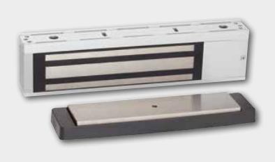 Schlage M490 Electromagnetic Lock 1500lbs Maglocks