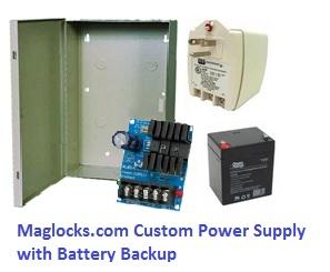 24vdc Access Control Power Supply Mc 1 24 Maglocks