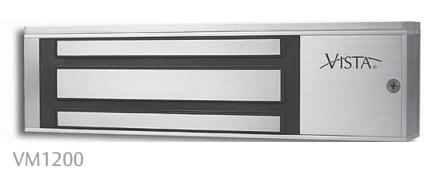 V2m1200 Vista Series Magnalock 1200lbs Maglocks