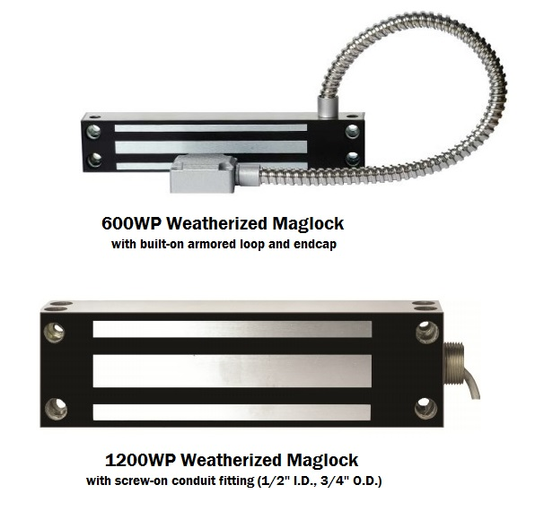 complete single outdoor maglock kit for inswing gatesMagnetic Lock Weatherized Gate Lock By Alarm Controls Wiring Diagram #15